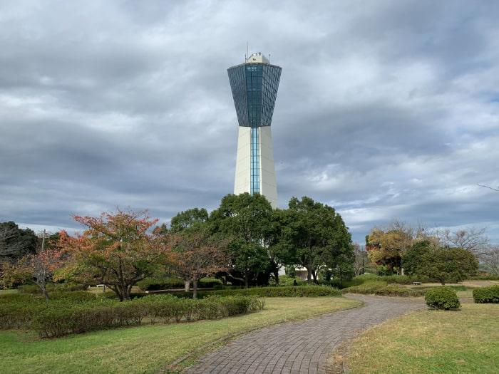 広大な三崎公園は周囲の半分以上を太平洋に囲まれている絶景スポット!【福島県いわき市】