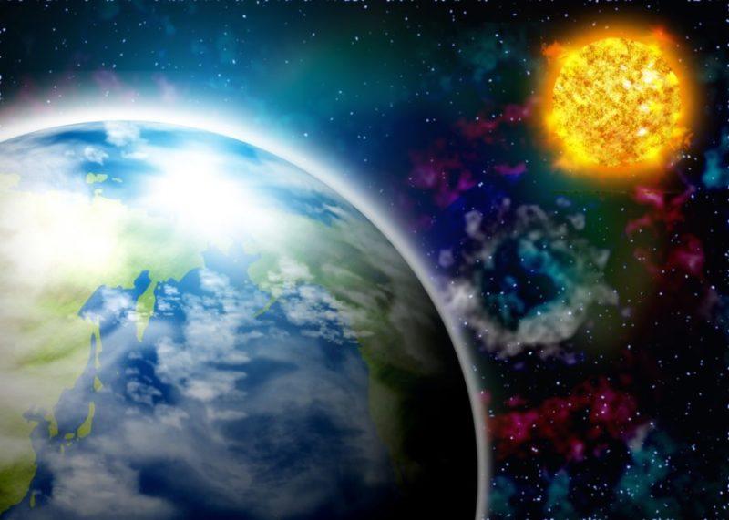 水・金・地・火・木・土・天・海|太陽系の惑星を舞台にしたSF映画やアニメのおすすめ一覧