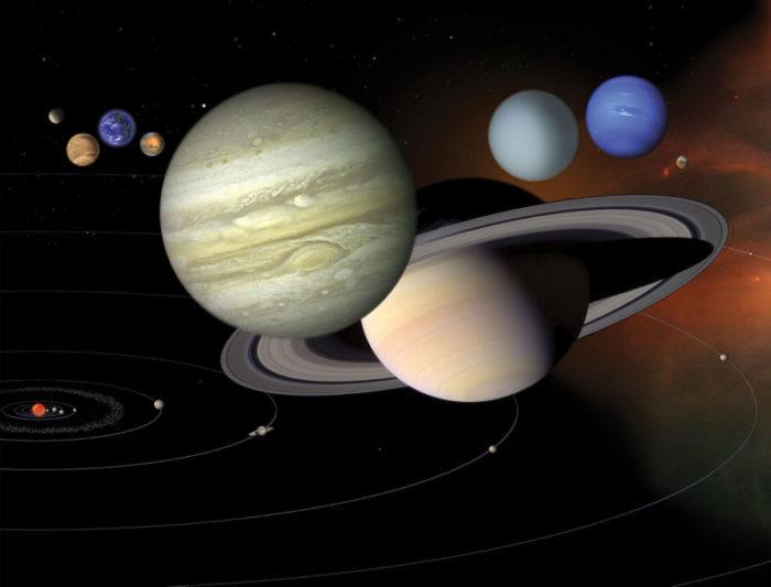 惑星名の由来は神話に登場する神々の名前|ギリシャ神話とローマ神話で名前が違う?