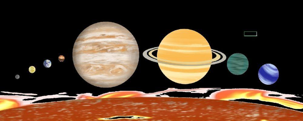 まだまだ謎だらけ!途方もなく広い太陽系の惑星・衛星の特徴をまとめました!